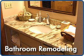 bathroom contractors - bathroom remodeling